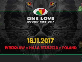 One Love Sound Fest startuje już niebawem! - Frank Dellé, Mesajah,  reggae, Hala Stulecia, Maleo Reggae Rockers