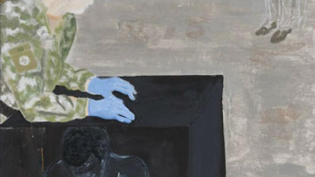 O torturach i medycynie w Iraku