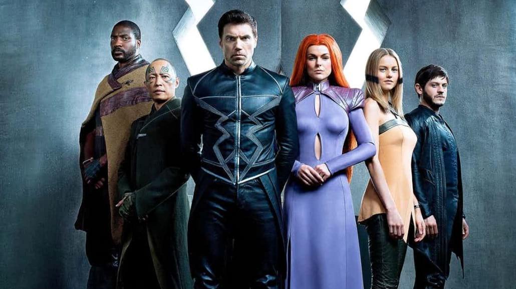 """Pokazy specjalne """"Marvel's Inhumans"""" w kinach IMAX"""