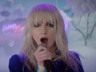 """Paramore prezentuje nowy, kolorowy klip! Zobaczcie """"Hard times"""" [WIDEO] - Paramore, Paramore Hard Times, Hard Times"""