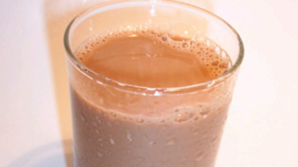 Koktajl czekoladowy z cynamonem