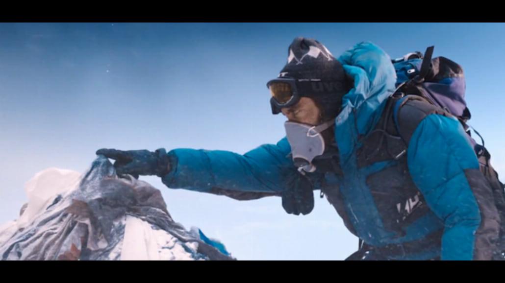 Everest - szczyt ludzkiej odporności [RECENZJA]