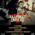 Hollywood Undead na dwóch koncertach w Polsce! - Livenation, Koncert we Wrocławiu, Koncert w Krakowie, Klub Stodoła, Centrum koncertowe A2