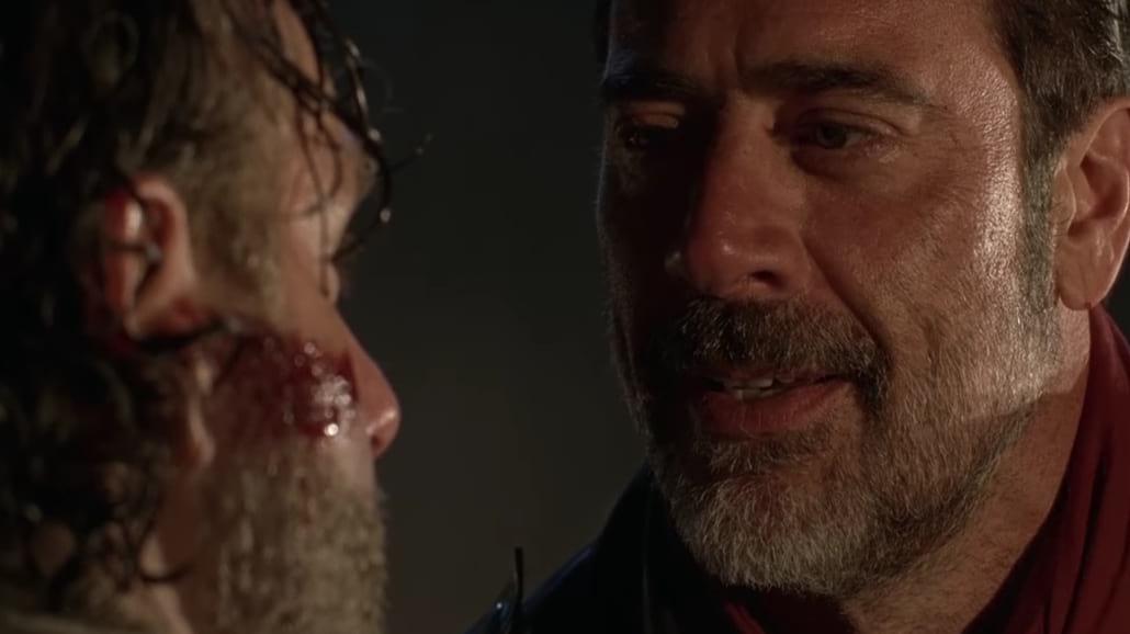 The Walking Dead 7 - pierwsze minuty nowego sezonu [WIDEO]
