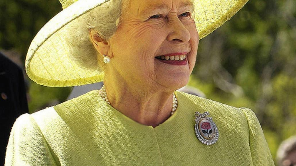 Rekord Królowej Elżbiety II