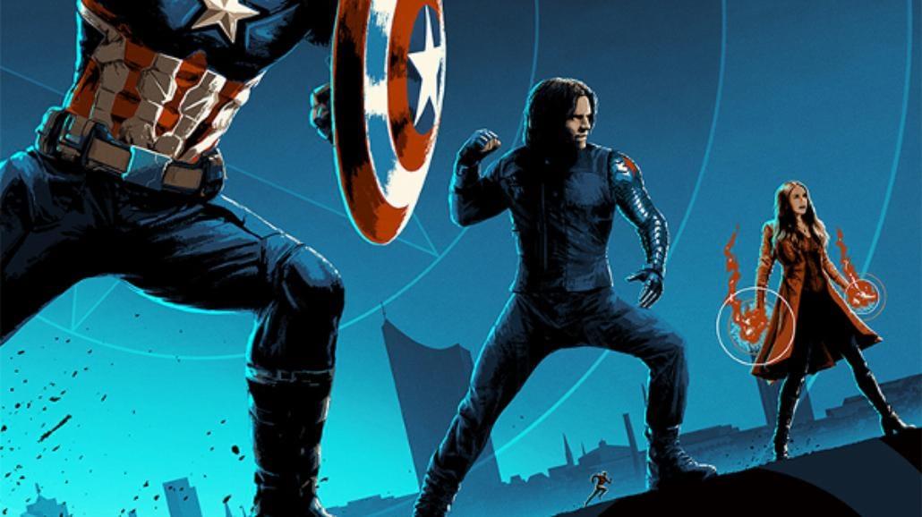 Zdobądź kolekcjonerskie plakaty Kapitan Ameryka w IMAX