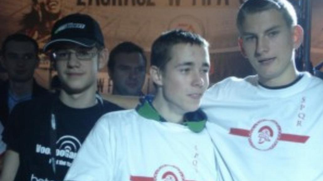 Mistrzostwa Polski FIFA 08 - zwycięzcy