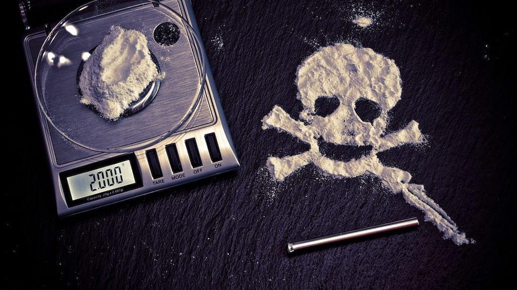 Tragiczne skutki brania narkotyków