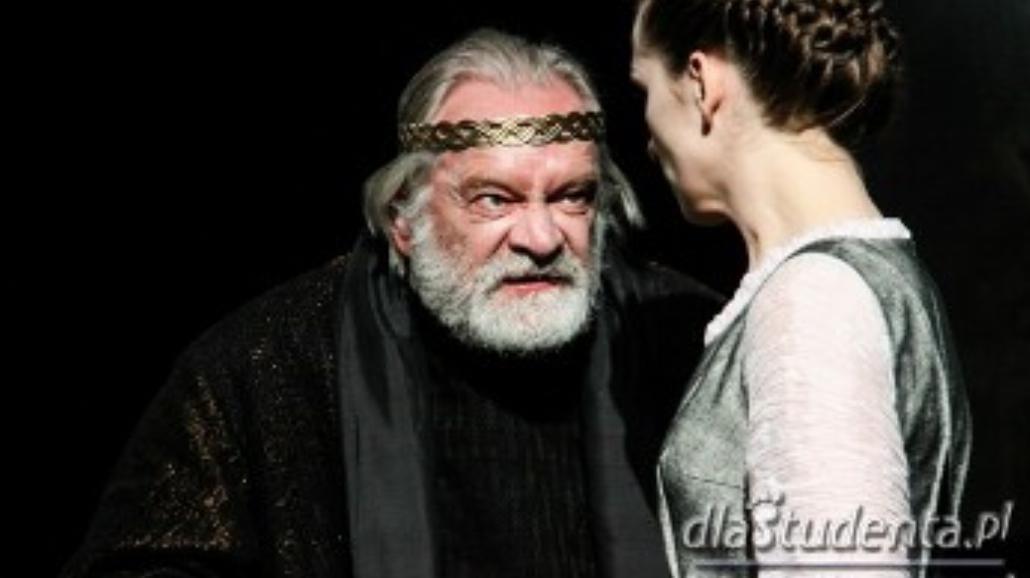 """Andrzej Seweryn w """"Królu Learze"""" [ZDJĘCIA]"""
