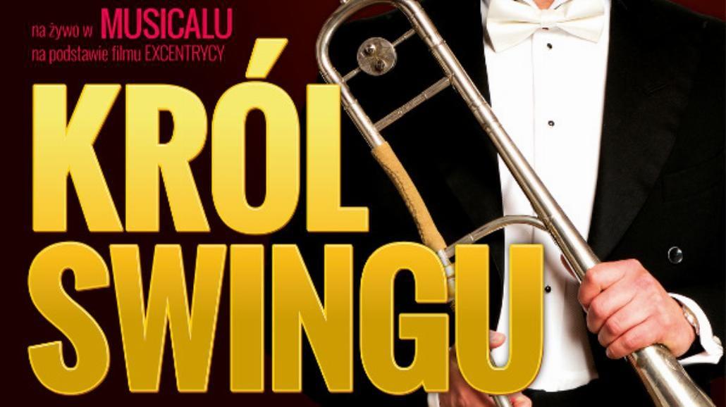 """Gwiazdy filmu """"Excentrycy"""" na żywo w musicalu """"Król Swingu"""""""
