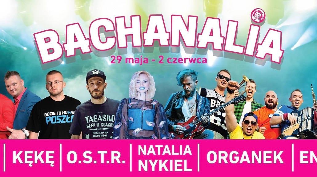 Bachnalia 2017 plakat
