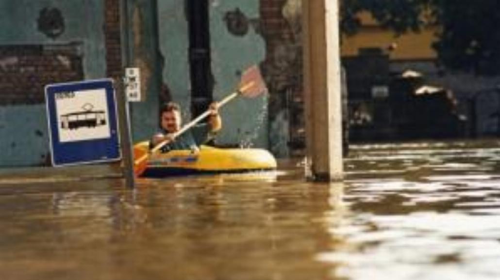Wrocław - powódź wszech czasów 1997