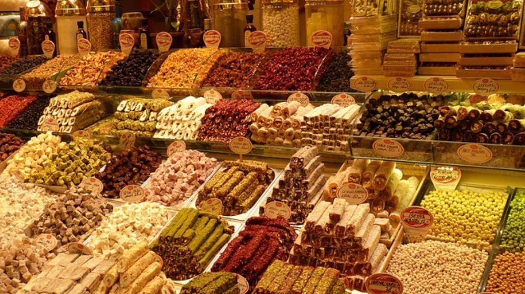 Tureckie słodycze,  które dostaniesz w Polsce
