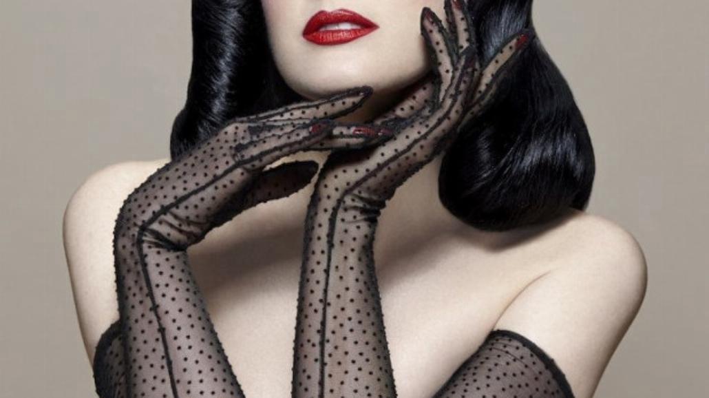 Zrób make up w stylu Dity Von Teese! [WIDEO]