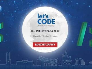 """Firma Sii zaprasza na konkurs """"Let's Code"""" - rywalizacja, tworzenie aplikacji, student, nagrody"""