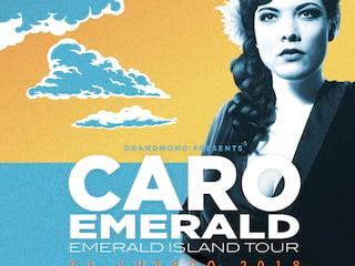 Caro Emerald zagra w Polsce! - MTV EMA, A Night Like This, Klub Stodoła