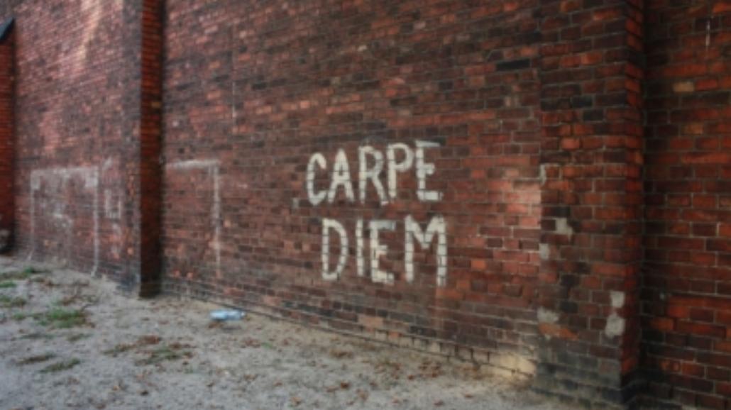 Najlepsze napisy na murach