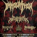 Immolation i Azarath na wspólnej trasie koncertowej - Immolation, Azarath, rozrywka, Polska, Koncert, Muzyka, Metal, Deathmetal,