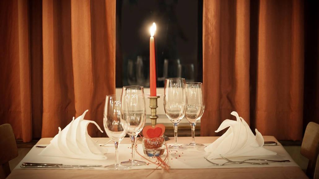 Romantyczna kolacja - przepisy