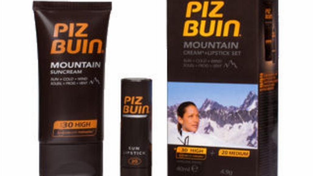 PIZ BUIN® MOUNTAIN - ZIMA 2009