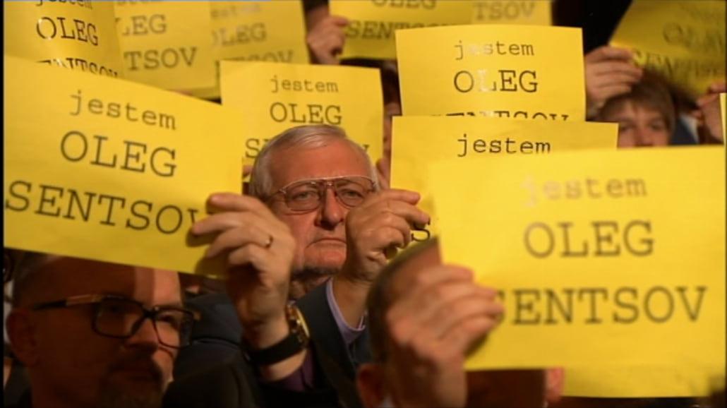 Uwolnić Olega Sencowa! Dramatyczny apel Polskiej Akademii Filmowej
