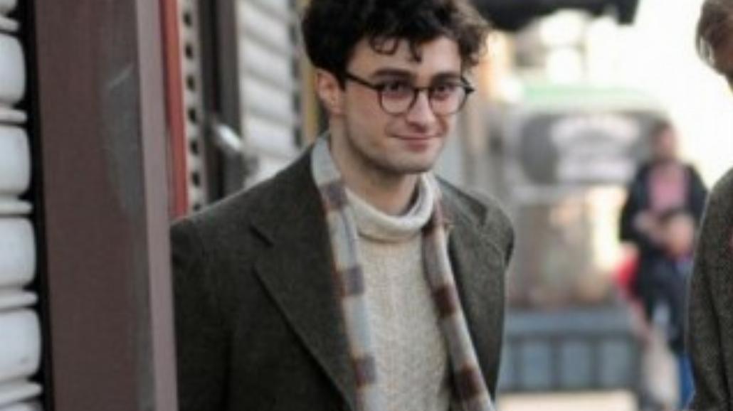 Daniel Radcliffe szokuje scenami gejowskiego seksu