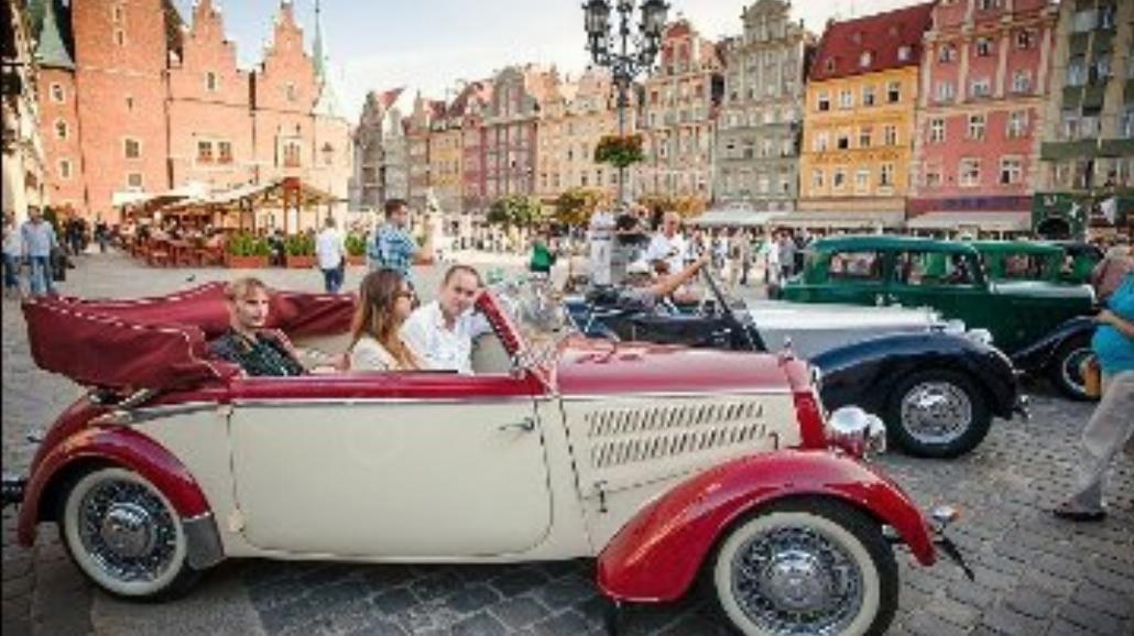 Zabytkowe samochody zjadą na Dolny Śląsk