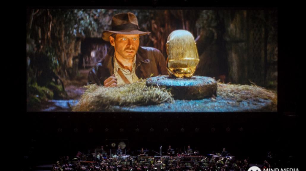 Indiana Jones z muzyką na żywo znów nas zachwycił [FOTO]