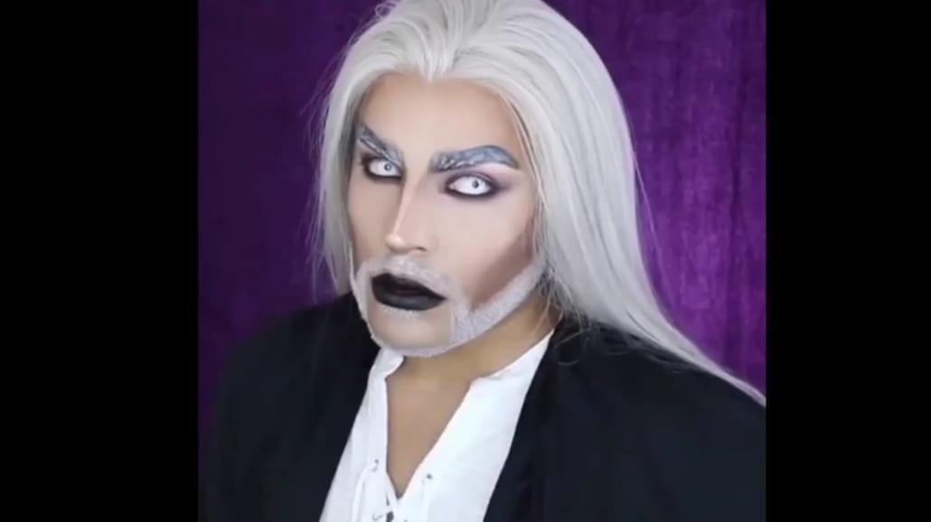 15 inspiracji makijażowych na Halloween