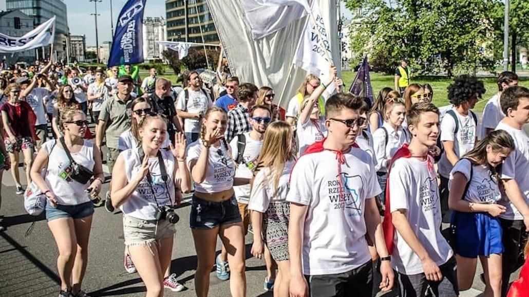 Wielka Parada StudentÃłw 2017