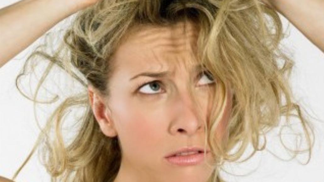 Domowy sposób na zniszczone włosy