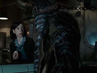 """""""The Shape of Water"""" od Guillermo del Toro: Zwiastun robi furorę [WIDEO] - Labirynt Fauna, Zimna Wojna, Syreny, Paranormalne, Niema Bohaterka, Baśń"""