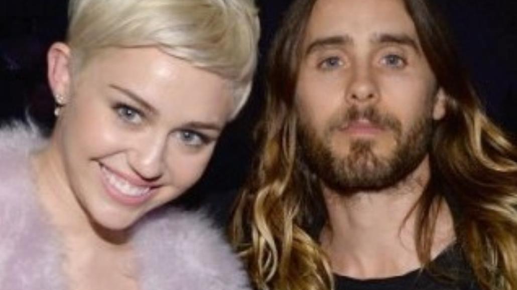 Miley Cyrus nową dziewczyną Jareda Leto?