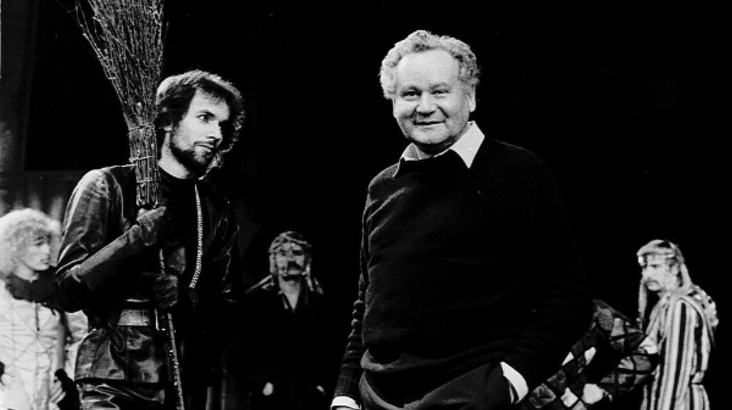 Mija 14. rocznica śmierci Henryka Tomaszewskiego - założyciela Wrocławskiego Teatru Pantomimy