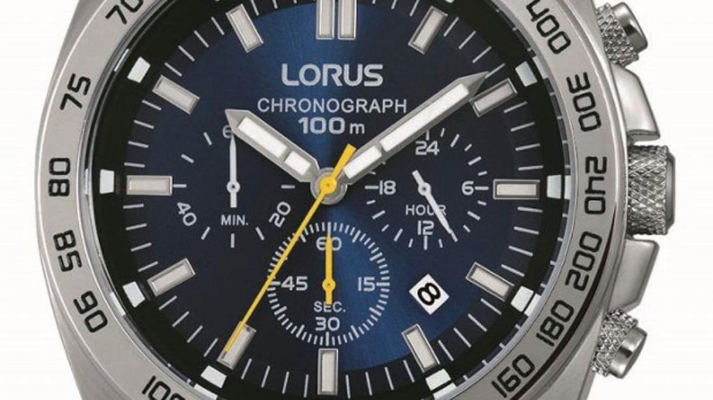 Sport i elegancja. Nowe zegarki marki Lorus