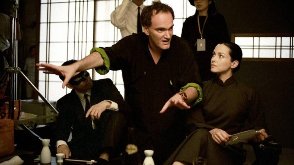 "Quentin Tarantino na planie ""Kill Billa"""