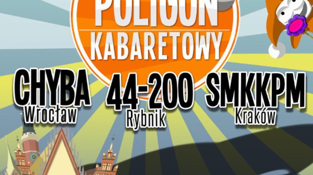 Finał sezonu Poligonu Kabaretowego