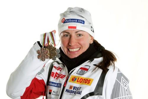 Justyna Kowalczyk zdobywa Puchar Świata