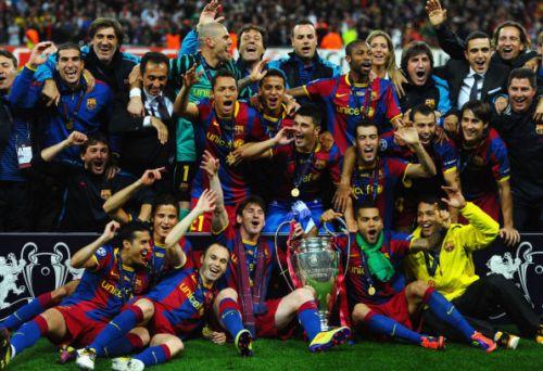 Barcelona znów najlepsza