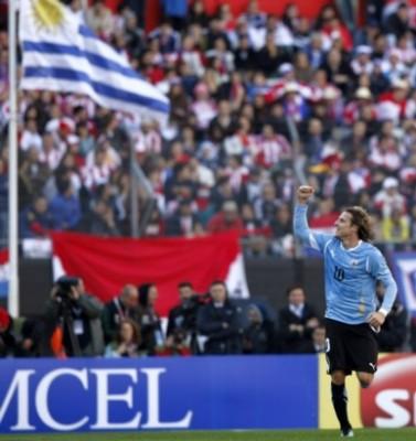 Urugwaj wygrywa Copa America