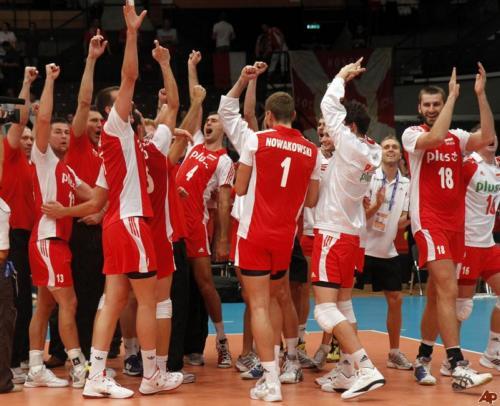 Siatkarze brązowymi medalistami Mistrzostw Europy