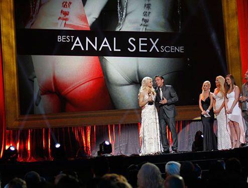 Sceny seksu analnego w filmach