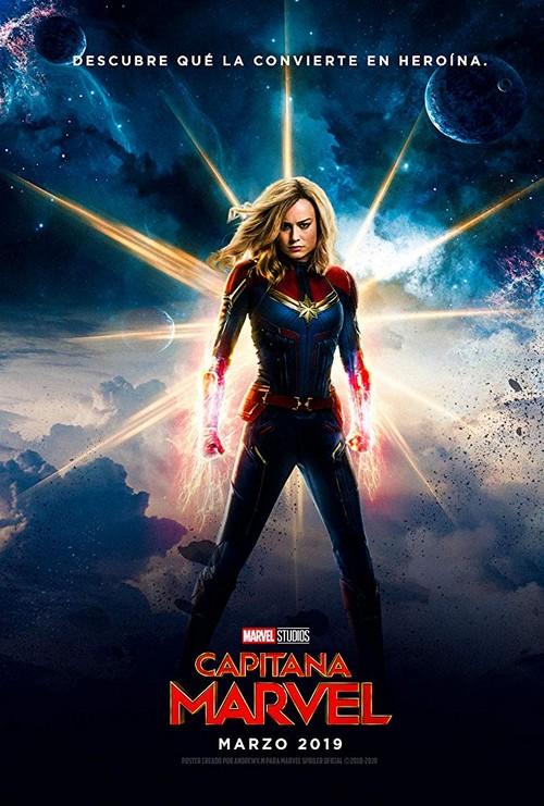 Kapitan Marvel Plakaty Filmu Zdjęcie Nr 16 Zdjęcia