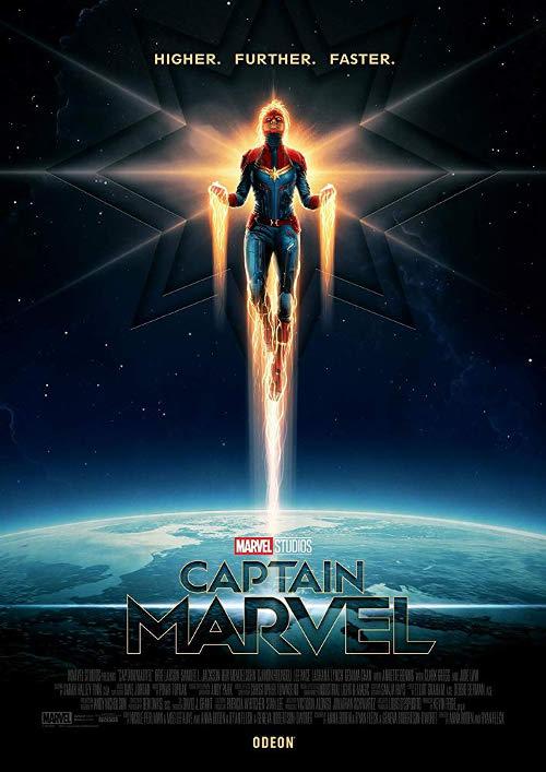 Kapitan Marvel Plakaty Filmu Zdjęcie Nr 4 Zdjęcia