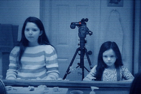 Paranormal Activity 3  - Zdjęcie nr 4