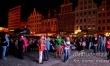 TNH: Chłopiec na rowerze na wrocławskim Rynku  - Zdjęcie nr 1
