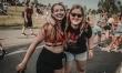 Dziewczyny na Rock for People 2018