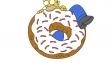 Homer Simpson - fan pączków  - Zdjęcie nr 3