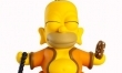 Homer Simpson - fan pączków  - Zdjęcie nr 9