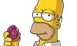 Homer Simpson - fan pączków  - Zdjęcie nr 1